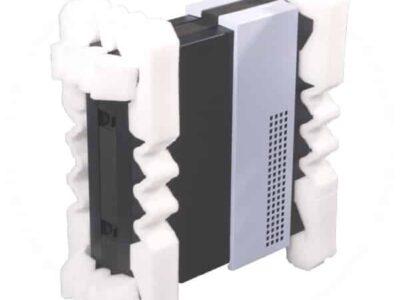 Ambalaj protectiv din polietilena expandata pentru echipamente