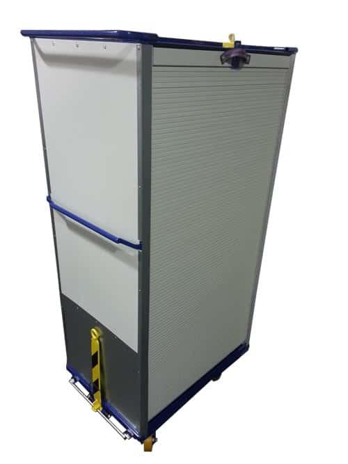 carucioare metalice/transport marfa pentru distributie
