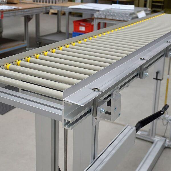 Componente pentru sisteme logistice si utilaje