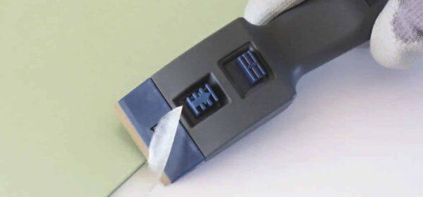 cutter/cutite/clipsuri pentru productie si industria sticlei RUSH 2