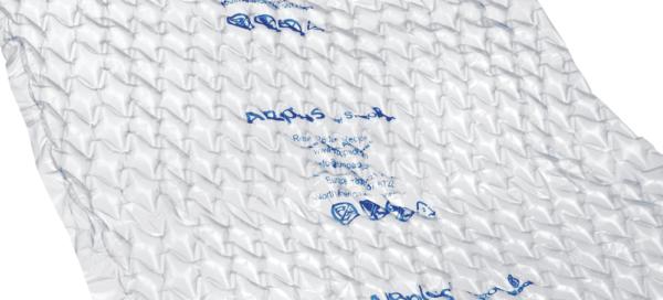folie ambalare cu bule , ambalaj perne cu aer cu bule pentru protejarea bunurilor sensibile în timpul transportului