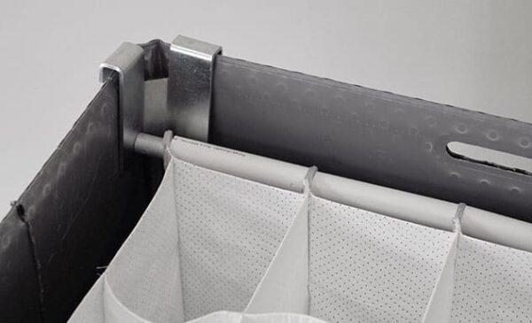 ambalaje/separatoare textile/material textil netesut