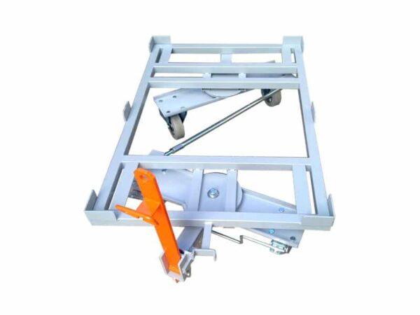 carucioare metalice/transport marfa/transpalet pentru distributie