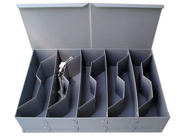 Cutii si separatoare din Duraflex