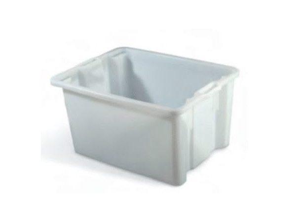 container/cutie/naveta dublu-stivuibila din plastic SN5430-2201