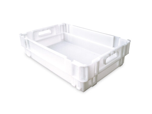 container/cutie/naveta dublu-stivuibila din plastic SN6415-1511