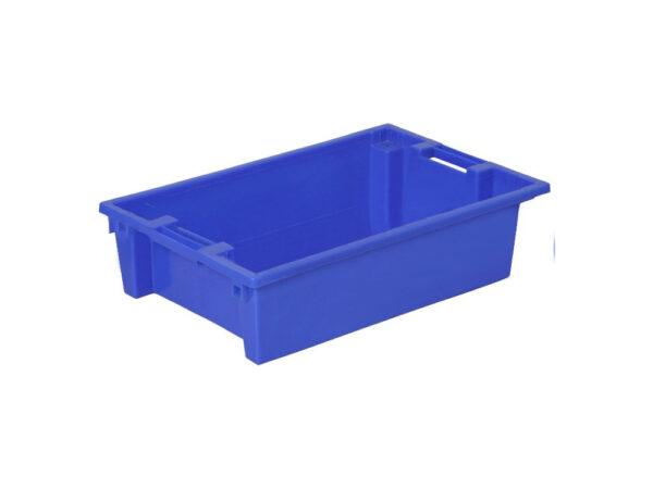 container/cutie/naveta dublu-stivuibila din plastic SN6416-1202