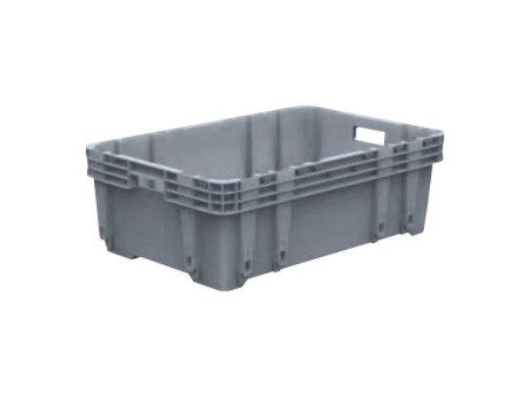 container/cutie/naveta dublu-stivuibila din plastic SN6419-2207