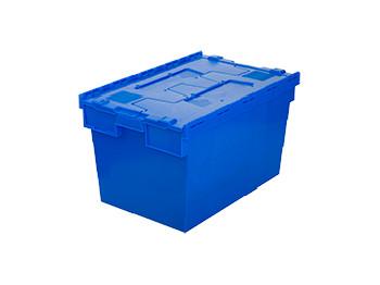 containere/cutii/navete dublu-stivuibile din plastic SNL6442-4907