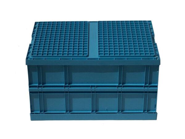 Cutie/lada/naveta pliabila din plastic FSC6434-1102 detaliu-baza