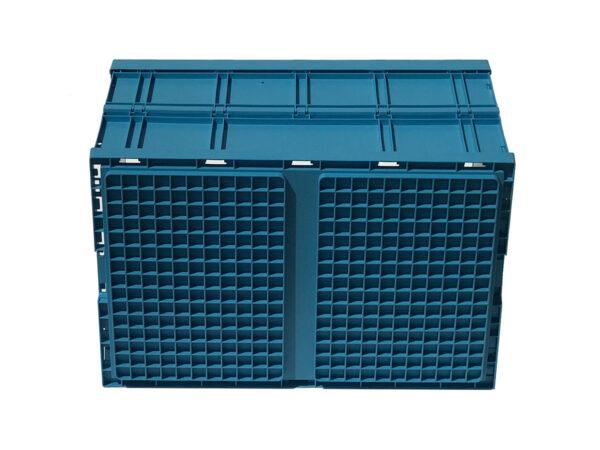 Cutie/lada/naveta pliabila din plastic FSC6434-1102 detaliu baza