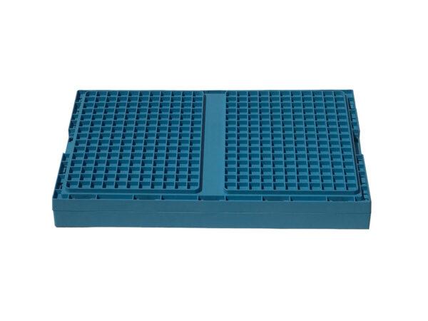 Cutie/lada/naveta pliabila din plastic FSC6434-1102 detaliu pliere
