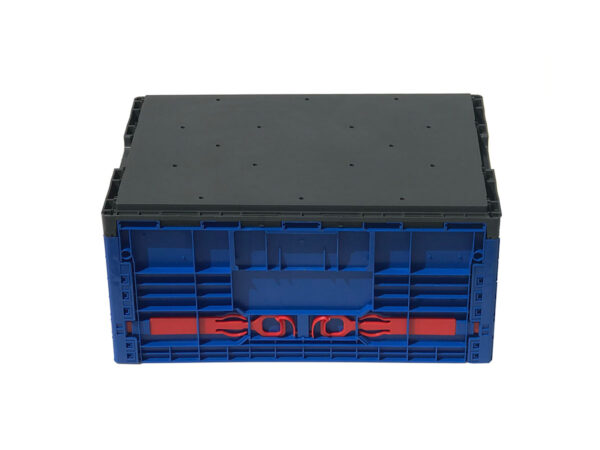 Cutie/lada/naveta pliabila mica fara capac K-KLT 4680 detaliu baza