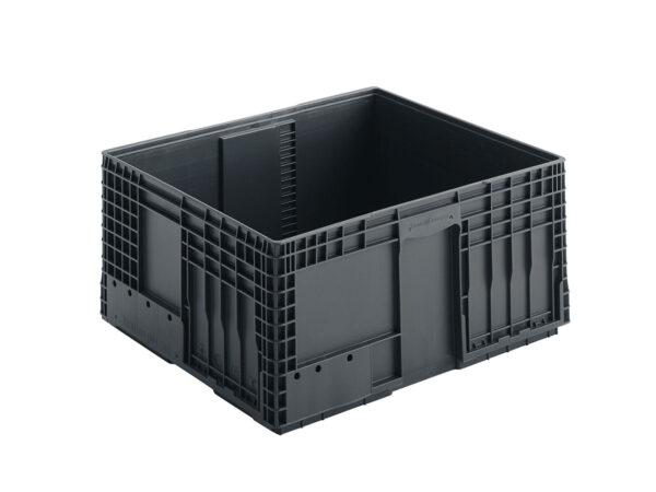 Lada/Cutie sau naveta VDA M-KLT din plastic 6528
