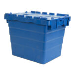 Stackable nestable plastic container SNL4332-1303