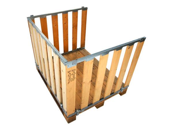 Container din lemn