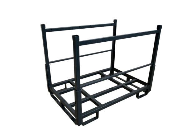 Container metalic pliabil