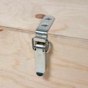 Inchidere tip zavor pentru containere din lemn