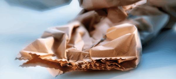 Cushioning paper