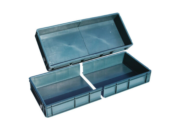 Cut weld containers
