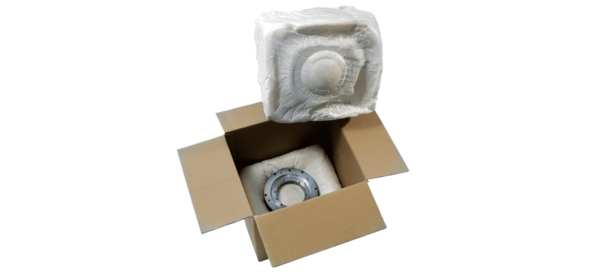 Protective packaging foam