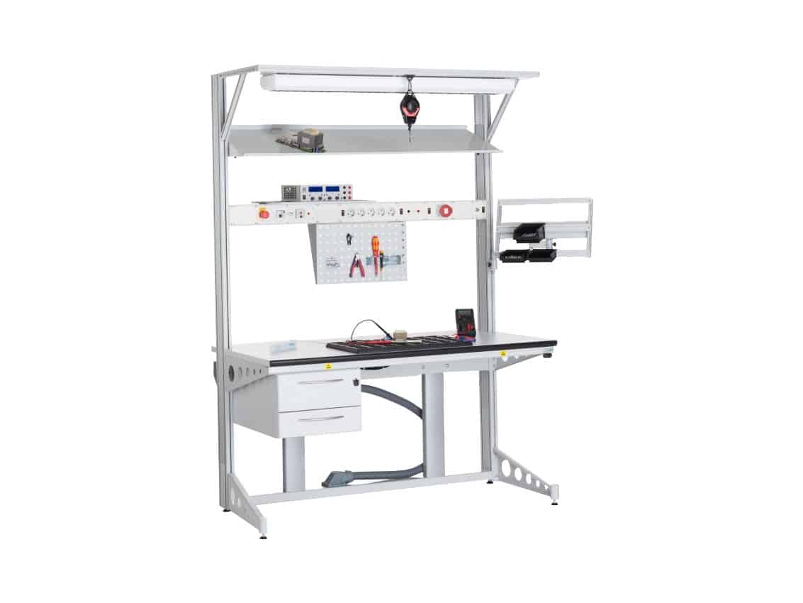 Aluminum Profiles Workstations And Accessories Logimarkt