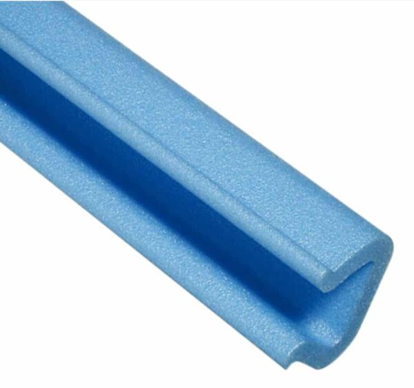 EPE (expanded polyethylene) foam packaging and interior dunnage inserts
