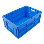 Foldable plastic box or bin FSC6426-1606