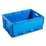 Foldable plastic box or bin FSCL6426-1605