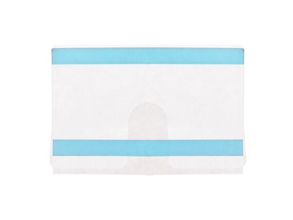 Transparent label holder envelope type