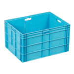 Stackable plastic box or container ST8645-1120
