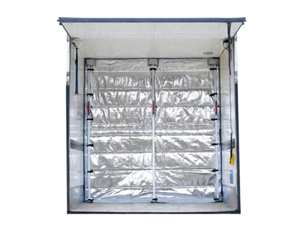 Thermal dividers/ Thermal partition walls for truck
