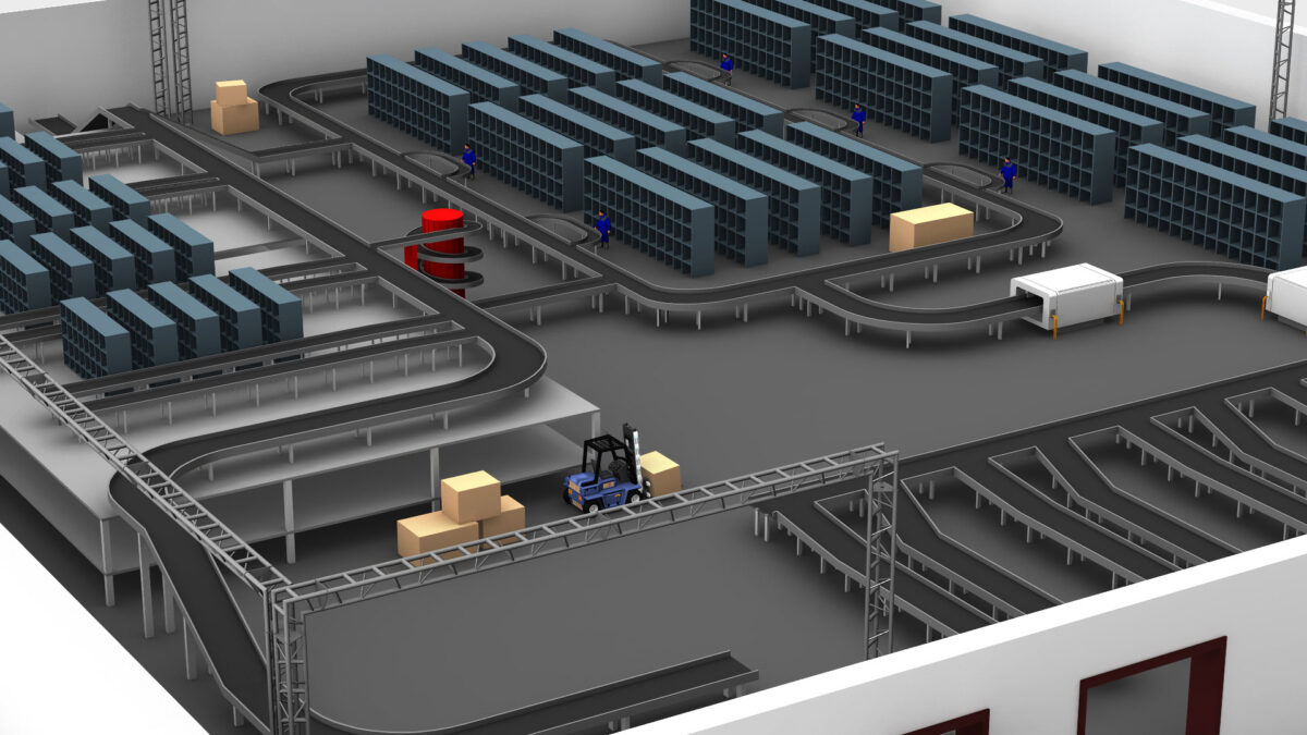 How we develop logistic projects