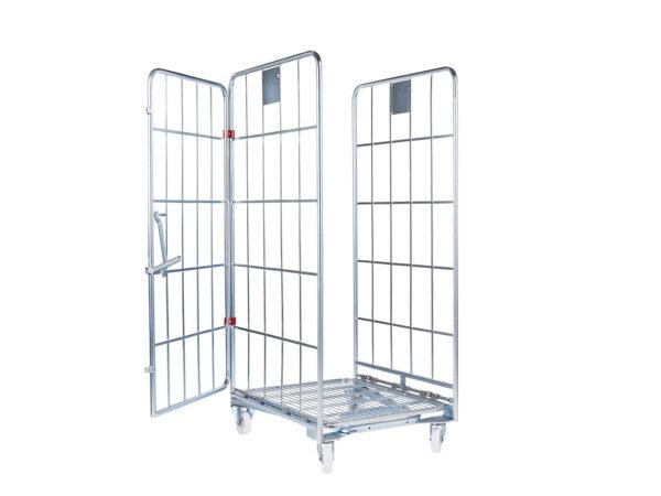 Carucior tip container - 3 pereti