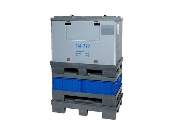 Container/lada/cutie/naveta pliabil mare cu capac FLCL1208-2812 (114 777)