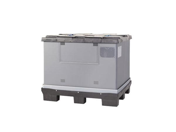Container/cutie/lada/naveta pliabila mare cu capac FLCL1210-2808