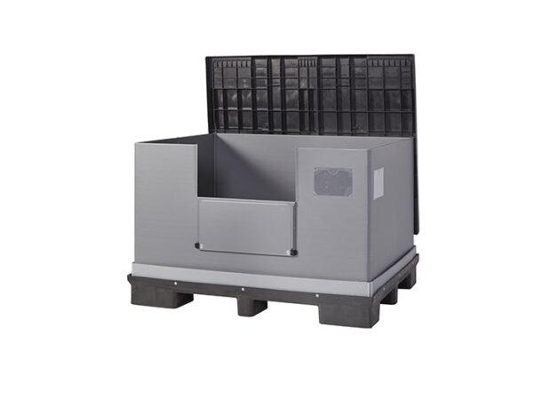 Container/cutie/lada/naveta pliabila mare cu capac FLCL1612-2810 (114 999)