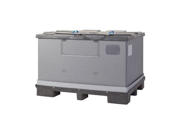 Container/cutie/lada pliabila mare cu capac FLCL1612-2811