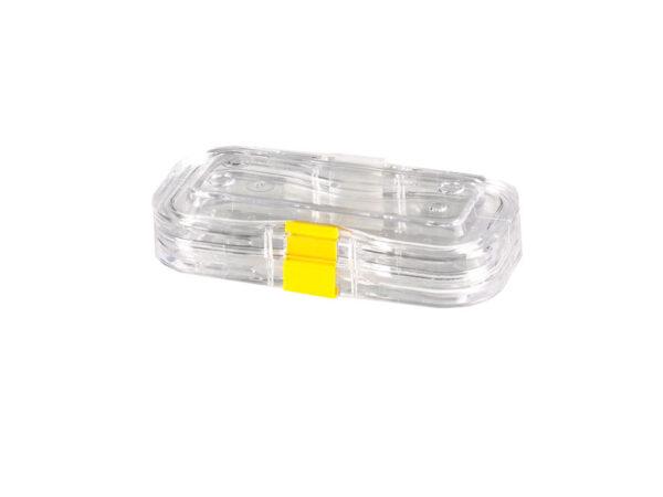 Ambalaj din plastic cu folie de retentie, reutilizabil LMFL070201P