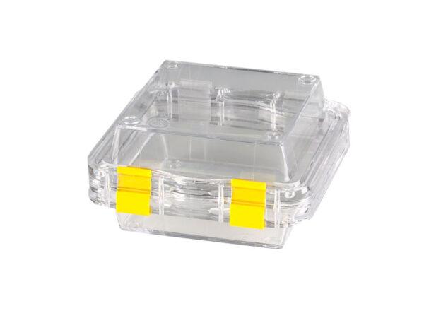 Ambalaj din plastic cu folie de retentie, reutilizabil LMFL070702P