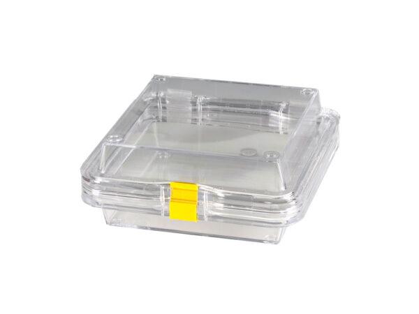 Ambalaj din plastic cu folie de retentie, reutilizabil LMFL090902P