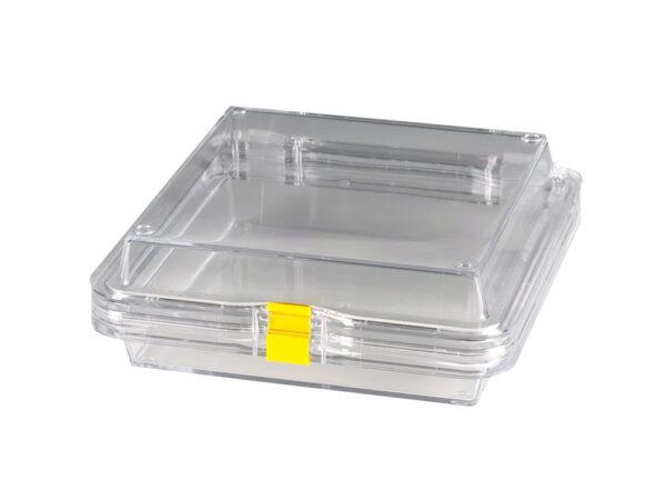 Ambalaj din plastic cu folie de retentie, reutilizabil LMFL121202P