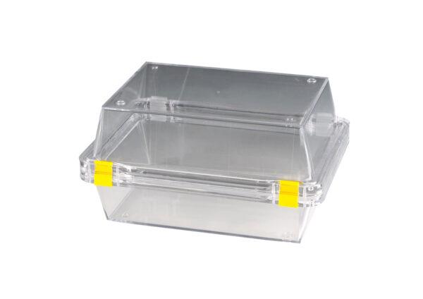 Ambalaj din plastic cu folie de retentie, reutilizabil LMFL161104P