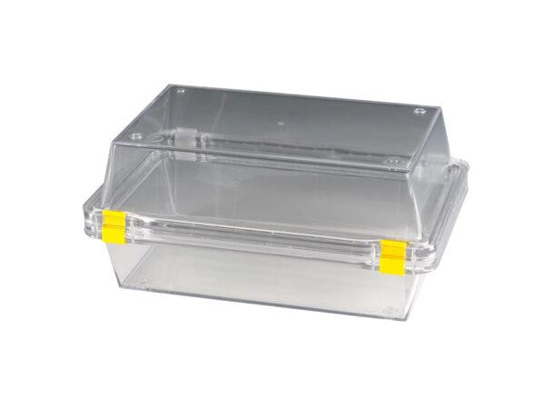 Ambalaj din plastic cu folie de retentie, reutilizabil LMFL181105P
