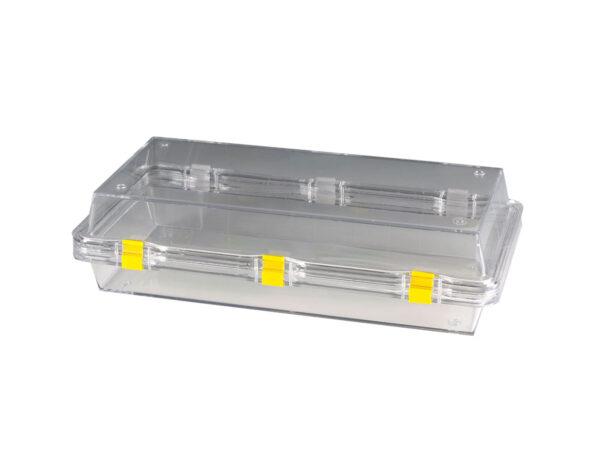 Ambalaj din plastic cu folie de retentie, reutilizabil LMFL261103P