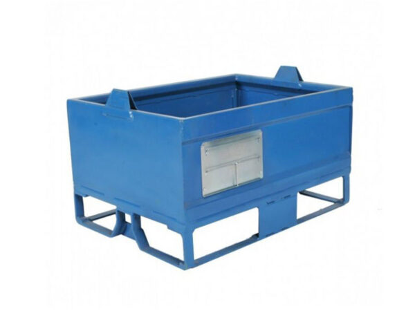 Metal containers 00080