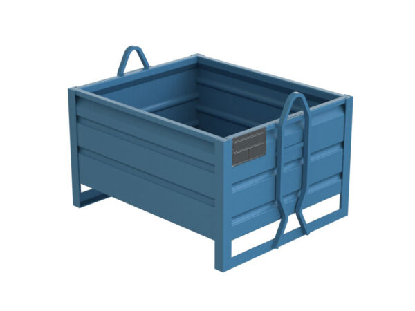 Metal containers ETM---4434