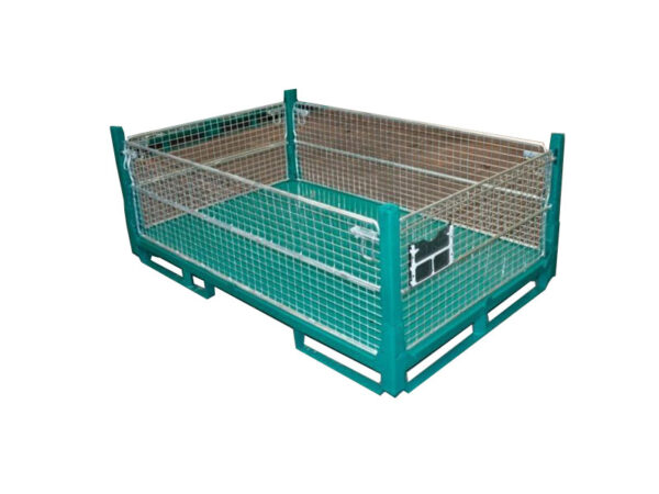 Metal containers SLI---1101-4S750M