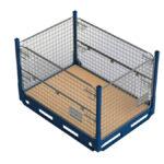 Container metalic 00085