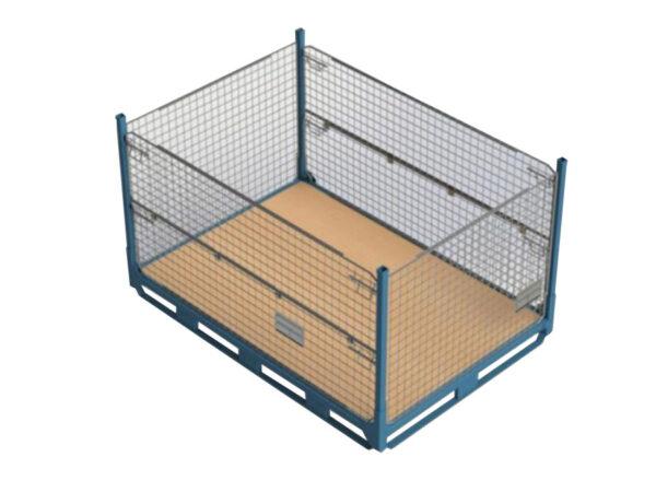 Container metalic 00089